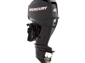 Motor Mercury 40 Hp 4 Tempos Elpt Poddium Náutica