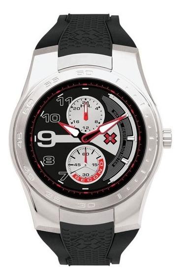 Relógio X-games Xmspm022 P2px Resistente À Água 100m Gara