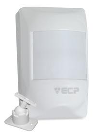 Sensor De Presença Infravermelho Ecp Alarme Visory + Suporte