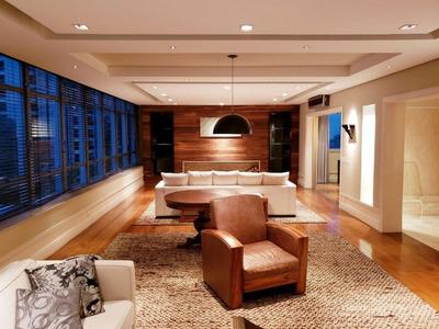 Apartamento Em Jardins, São Paulo/sp De 218m² 3 Quartos À Venda Por R$ 3.200.000,00 Ou Para Locação R$ 16.500,00/mes - Ap195127lr