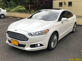 Ford Fusion Titanium At 2000cc