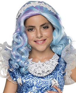 Ever After High Dragon Juegos Childs Farrah Good Fairy Wig
