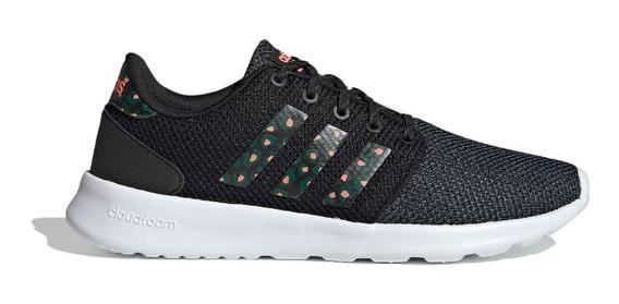 Zapatillas adidas Running Mujer Qt Racer Negro - Nja Clic