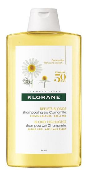 Shampoo Klorane Camomila Cabello Rubio X 400 Ml