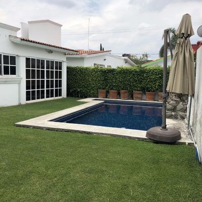 Hermosa Casa En Renta En Lomas De Cocoyoc