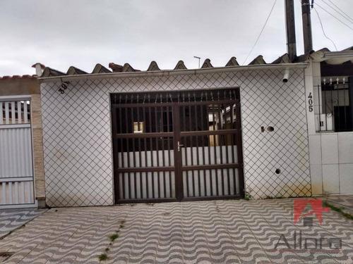 Ótima Casa Na Praia Grande - Ca1139