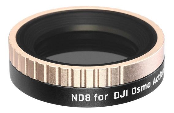3*ulanzi Nd8 Filtro De Lente Da Câmera Lens Densidade Neutra
