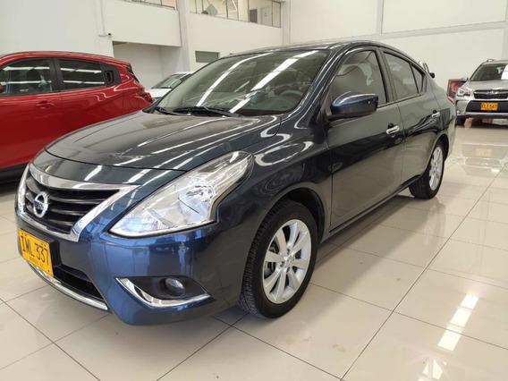 Nissan Versa Advance Full Equipo