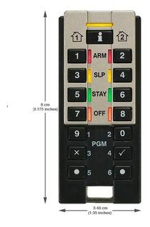 Control Remoto Paradox Rem3