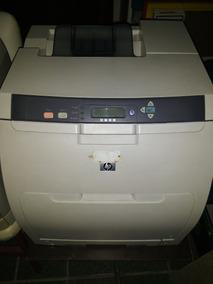 Impressora Laser Color - Hp 3600n Com Carga Total De Toner