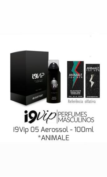 I9vip 05 Aerossol 100 Ml *animale