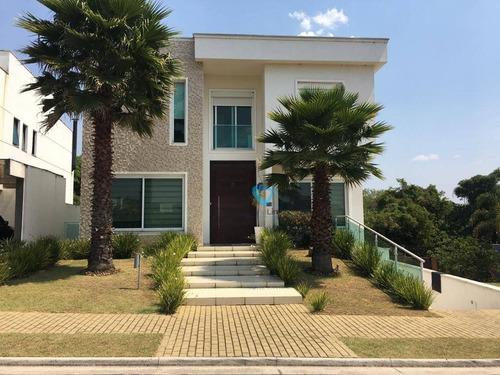 Imagem 1 de 30 de Casa Com 4 Dormitórios À Venda, 480 M² Por R$ 3.190.000,00 - Alphaville - Santana De Parnaíba/sp - Ca1472