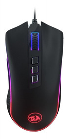 Mouse Gamer Redragon King Cobra Chroma 24000dpi Preto