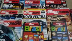 Revistas Quatro Rodas Ano 2005. Mês 3,5,6,7,8,9,10