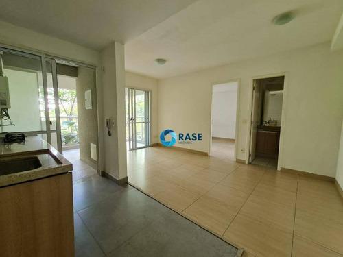 Imagem 1 de 22 de Apartamento Com 1 Dormitório À Venda, 49 M² Por R$ 370.000,00 - Jardim Sul São Paulo - São Paulo/sp - Ap11806