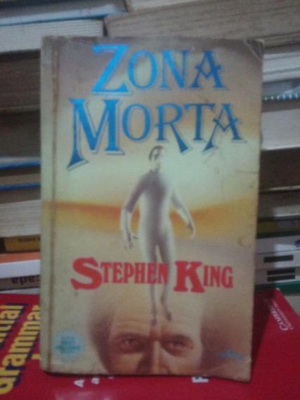 Zona Morta Stephen King Abril Cultural 1985 Em Papel Jornal