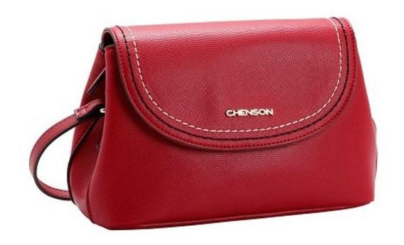 Bolsa Feminina Chenson Transversal 3482102