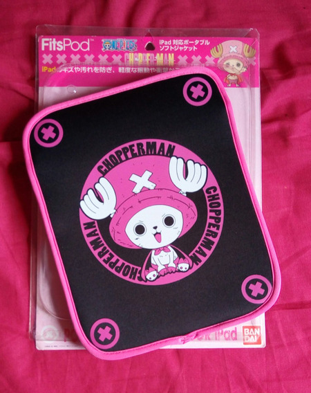 Capa Para Tablet One Piece Tony Tony Chopper