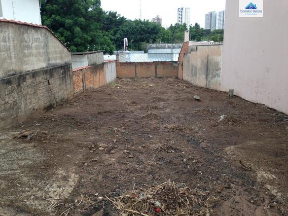 Terreno A Venda No Bairro Cambuí Em Campinas - Sp. - 1446-1