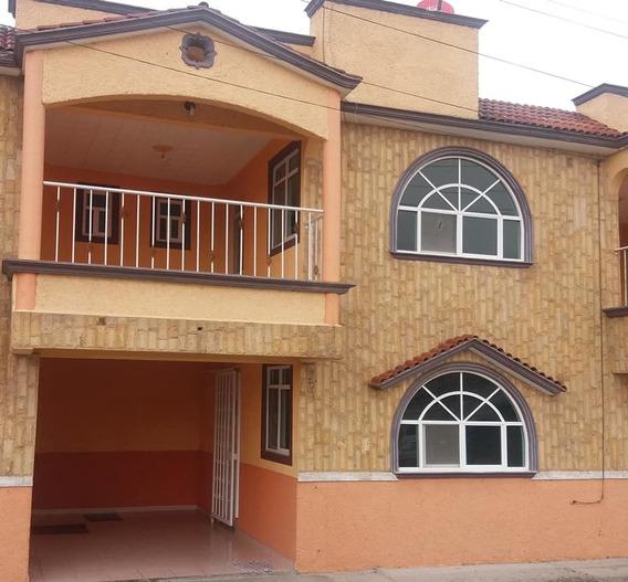 Hermosa Casa En Renta En Tizayuca Centro