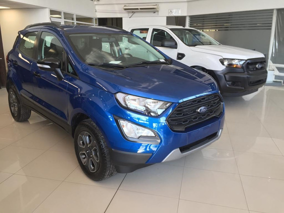 Ford Ecosport Freestyle 1.5l (hc) Stock Fisico