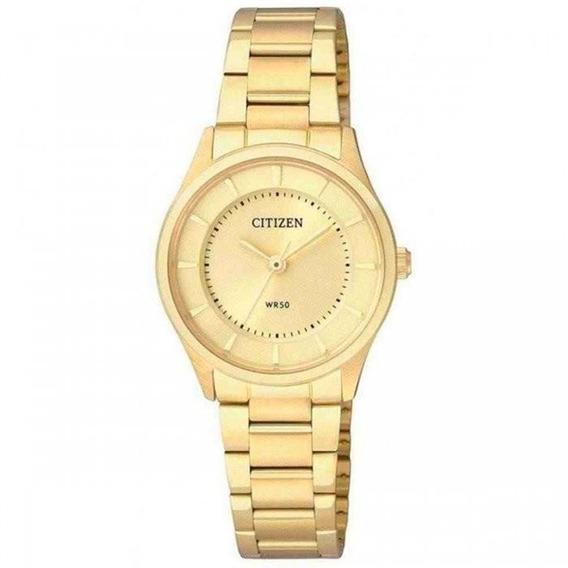 Relógio Citizen Feminino Tz28431g - Er0203-51p