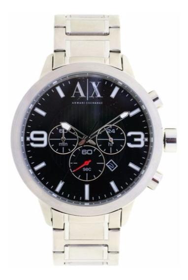 Relogio Armani Exchange Ax Calendario Uax1272z Masculino