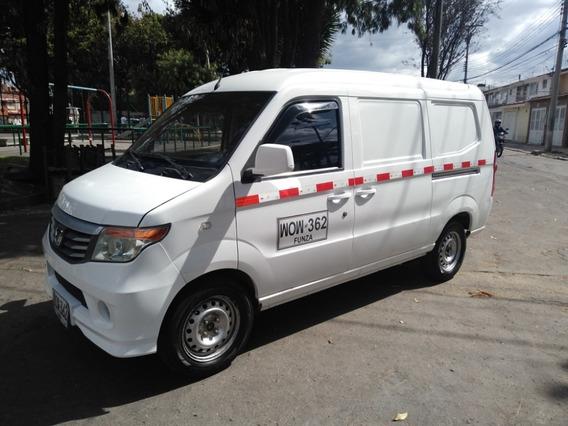Baic 206c Van Carga