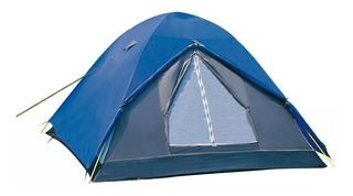 Carpa Igloo Ntk Fox 4/5 Personas Super Liviana - Sobretecho