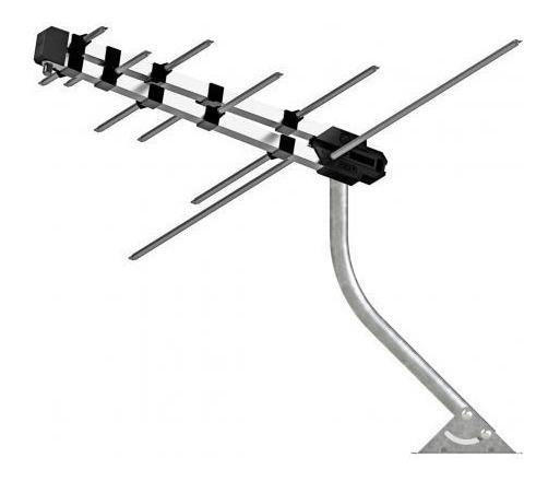 Antenas Externa Tv Digital Completo Fácil Inst. Frete Gratis