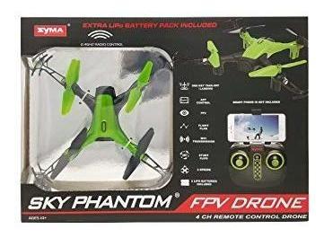 Drone Sky Phantom Cámara Hd.