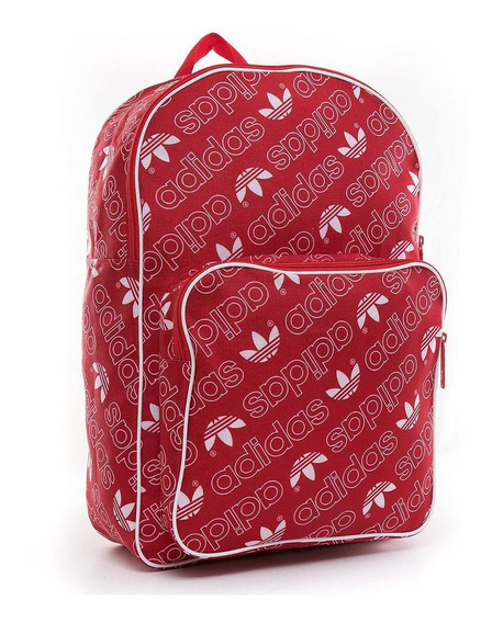 Mochila Classic Rojo adidas Originals Tienda Oficial