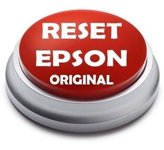 Reset Epson L850,l810