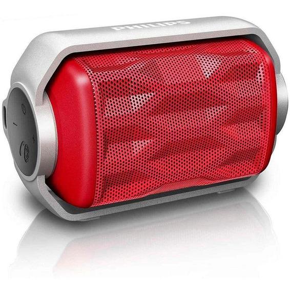 Caixa De Som Bluetooth Philips Bt2200r Á Prova D´água| Novo