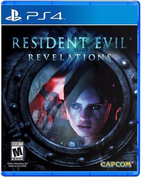 Resident Evil Revelations Ps4   Jogos Ps4 Midia Fisica