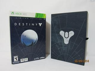 Destiny Limited Edition Xbox 360 ¡usado! En Tecno-gaming