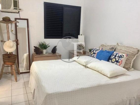 Cobertura Com 3 Dormitórios À Venda, 280 M² - Enseada - Guarujá/sp - Co0726