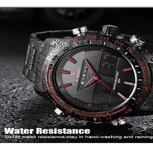 Relógio Masculino Naviforce Racer Esportivo Original Usado