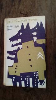 Libro La Ciudad Y Los Perros De Mario Vargas Llosa Tapa Dura