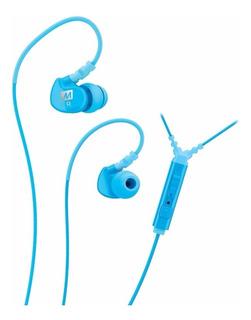 Auriculares Mee Audio M6p Tl Deportivos Con Microfono Sports