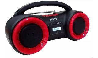 Parlante Inalambrico Bluetooth Am/fm Stereo Sanyo Bth16 Mp3