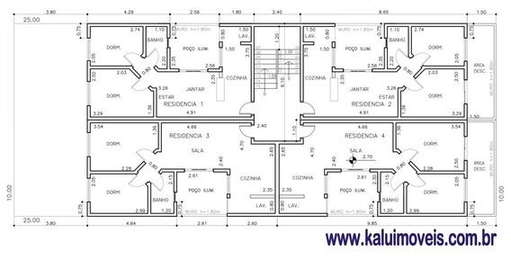 Curuça - Apto Sem Condomínio -na Planta Cobertura - 68565
