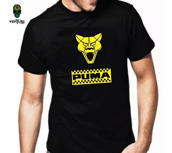 Camiseta Camisa Puma Carro Brasil Algodão