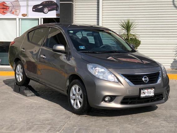 Nissan Versa Advance 2014 A Credito