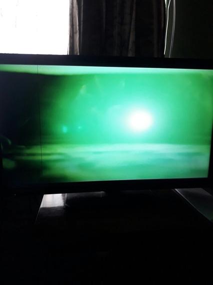Tv Led 32 Pulgadas Nort Tech Funciona Bien Apenas Una Linea