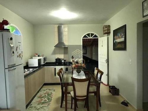Casa Com 2 Dormitórios À Venda, 108 M² Por R$ 270.000,00 - Encruzilhada - Biguaçu/sc - Ca0603