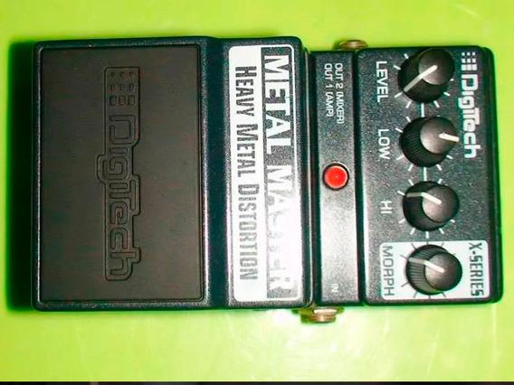 Pedal Efecto Distorsion Guitarra D I G I T E C H