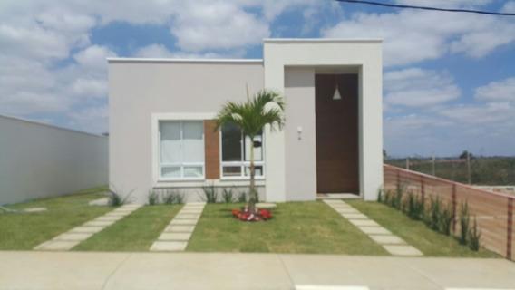 Villa Domani Residencial Casas 2/4 Com Laje,área P/ Ampliar