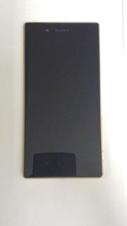 Celular Sony Z5 E6633 Com Defeito Para Retirada De Peças