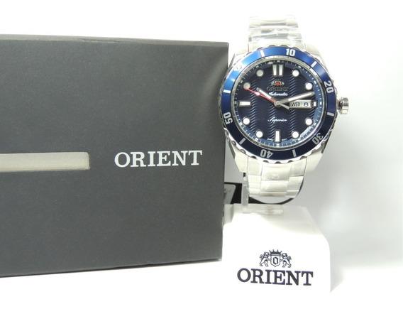 Relógio Orient Superior Automático F49ss003 D1sx Nota Fiscal